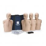 PRESTAN Professional Adult Manikin 4-pack