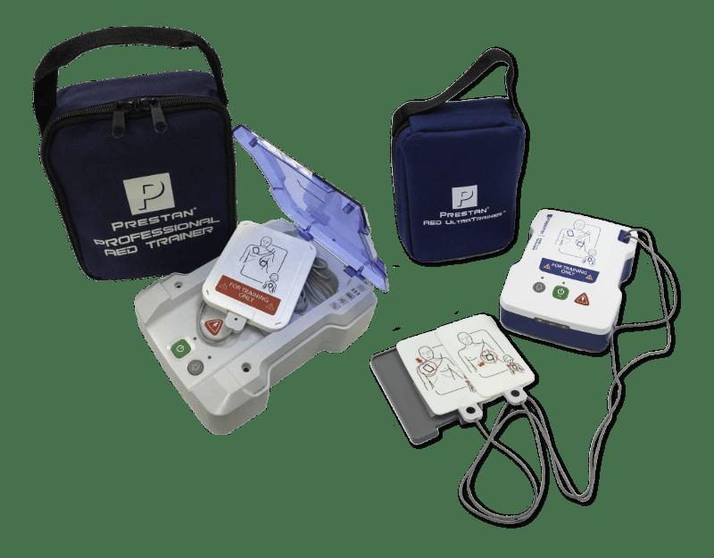 PRESTAN AED UltraTrainer and PRESTAN Professional AED Trainer